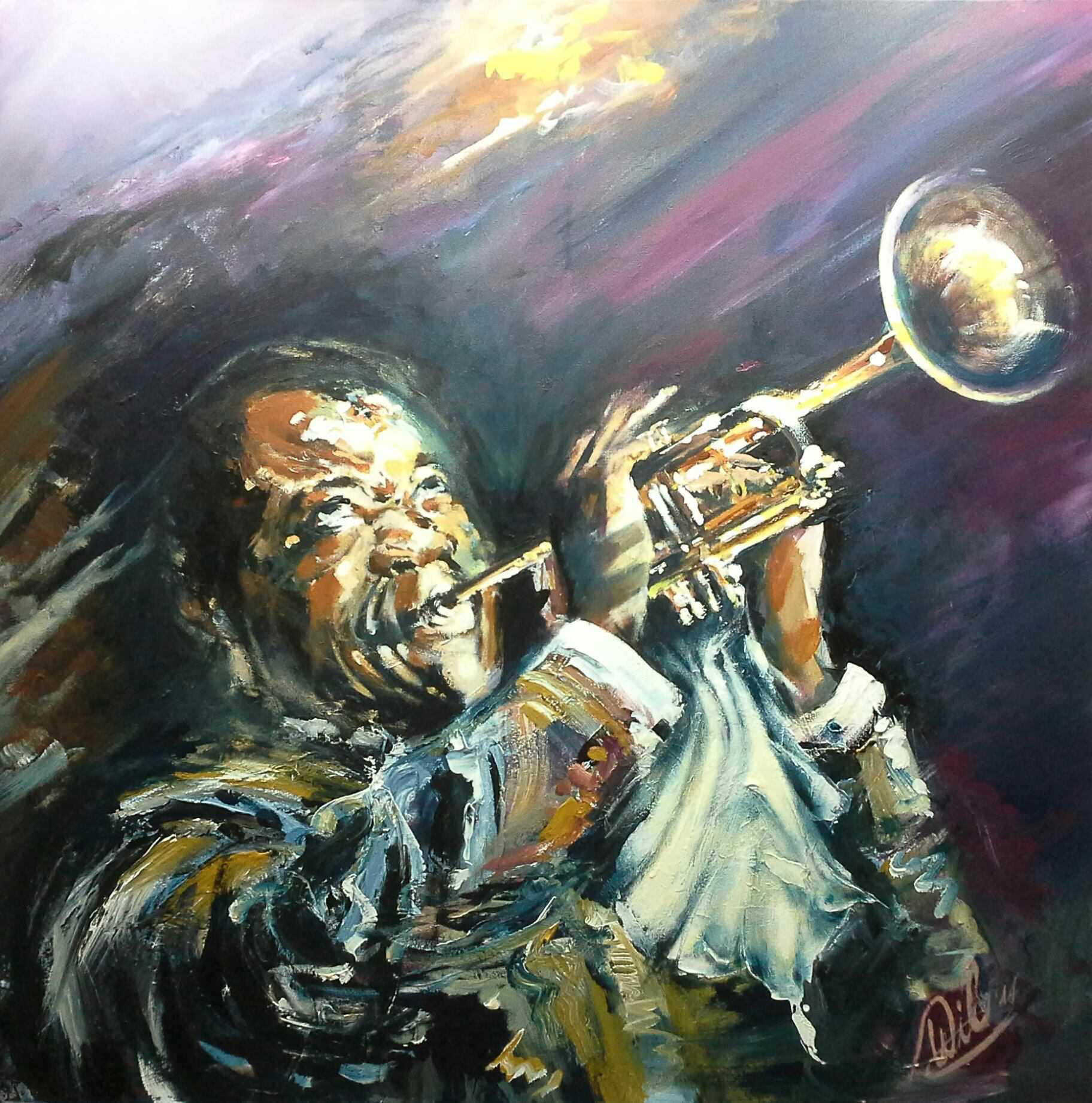 Jazz with Louis Armstrong!